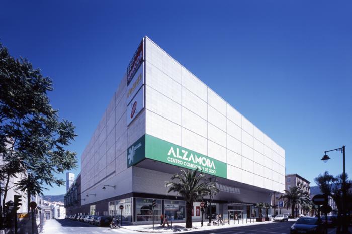 Centro Comercial Alzamora